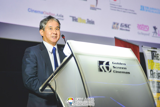 Japanese Film Festival 2015 x GSC Malaysia @ Pavilion KL