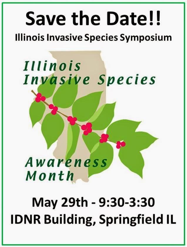 Illinois Invasive Species Awareness Month April 2014