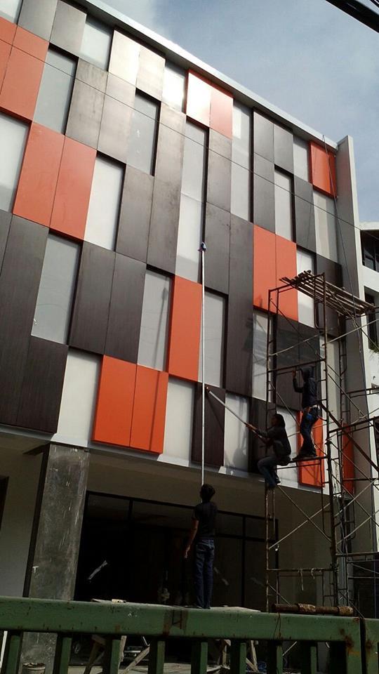 Jual Alminum Composite Panel (ACP) Alucobond Kirim ke Pasuruan