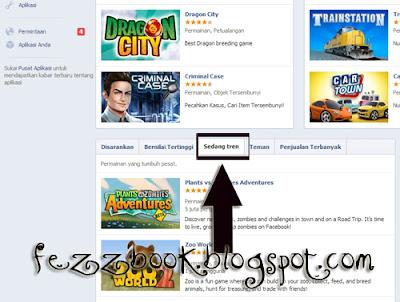 Cara Bermain Game Yang Sedang Ngetrend Di Facebook