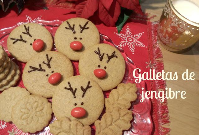 Receta fácil galletas de jengibre (Foto: Otro día Perfecto)