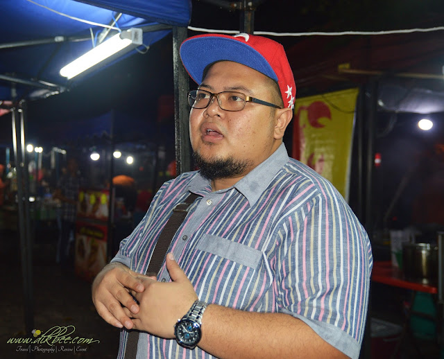 Blogger Raya Di Tudia! Char Kuey Teow Putra Heights