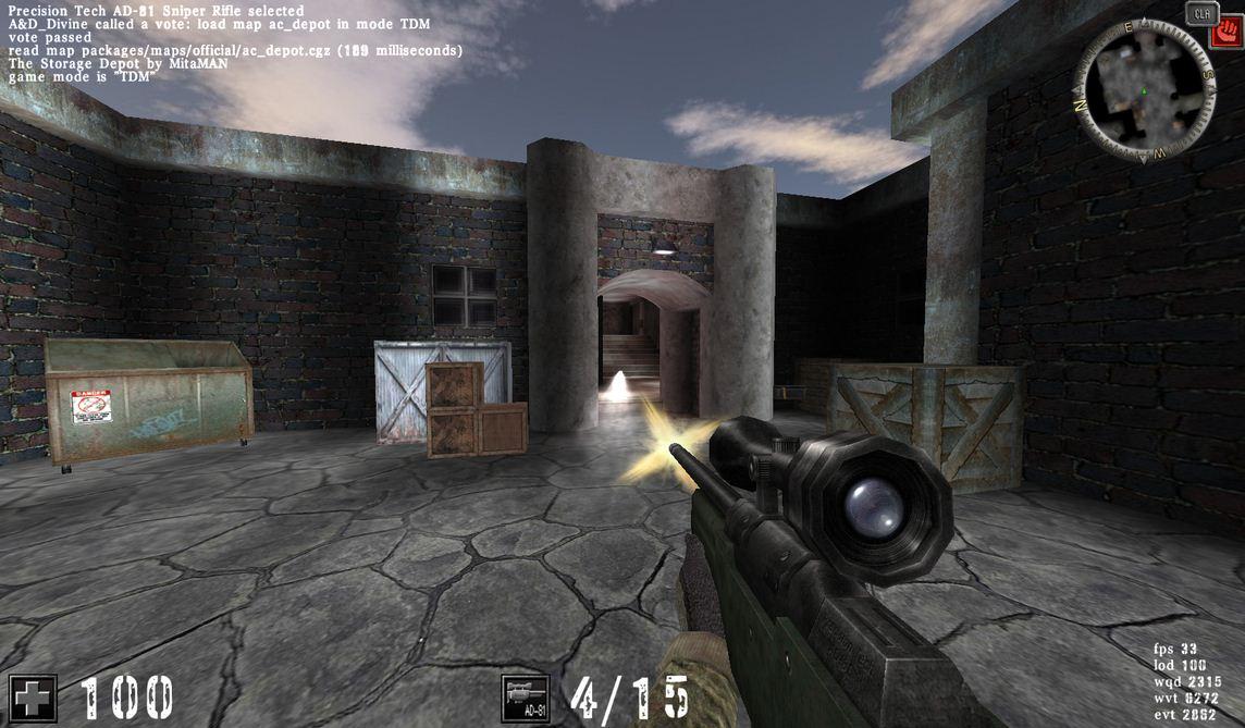 Download Game AssaultCube Portable Gratis