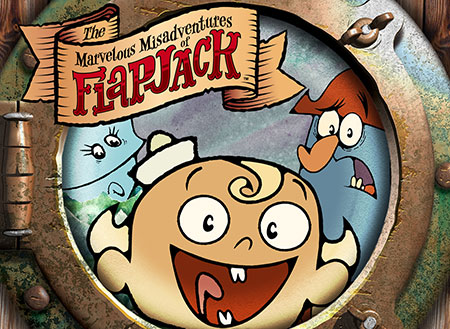 Flapjack Oyunu