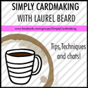 Simply Cardmaking With Laurel Beard