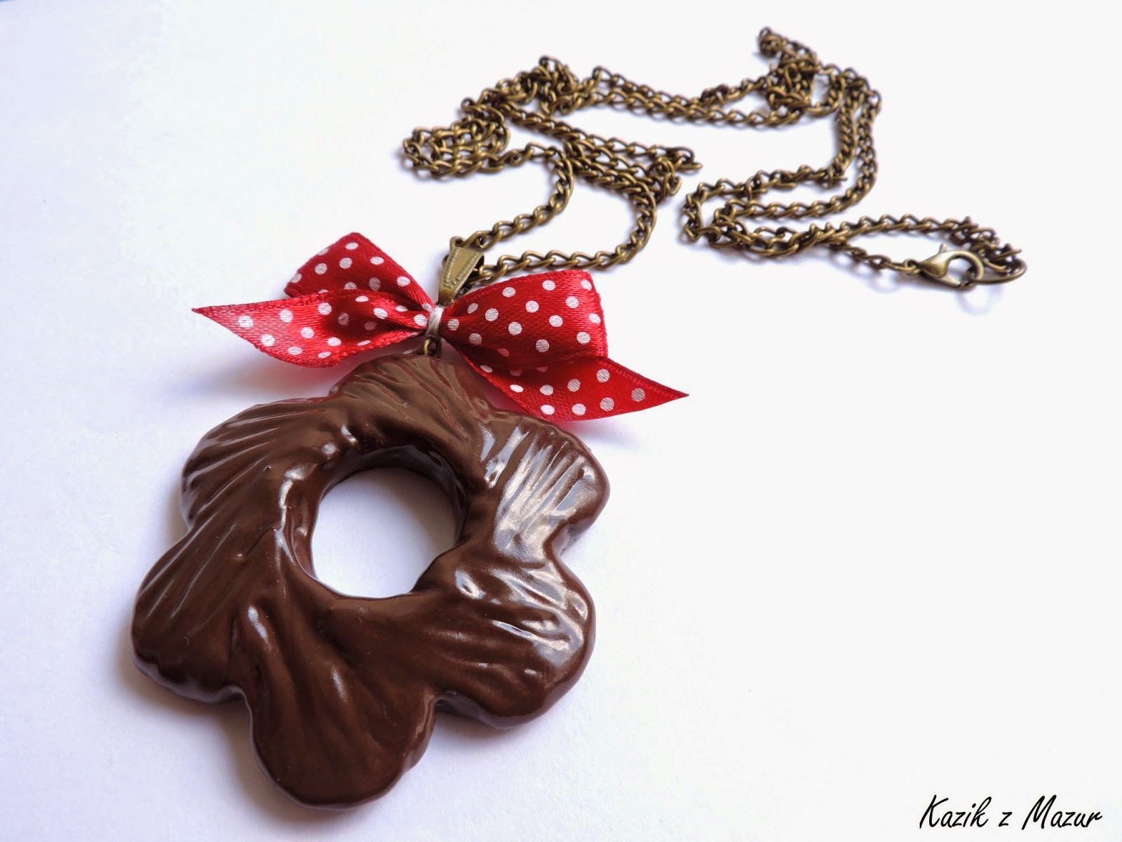 Piernik w czekoladzie
