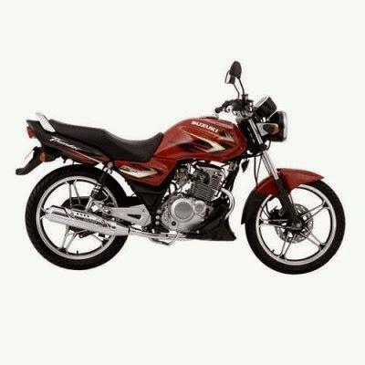 Gambar Suzuki Thunder 2011