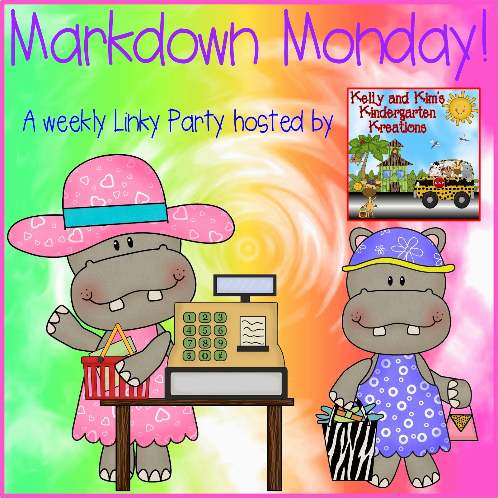 http://kellyandkimskindergarten.blogspot.com/2014/07/markdown-monday-linky-party-july-7th.html