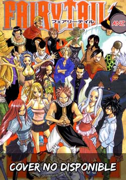 Ver Descargar Fairy Tail Manga Tomo 52