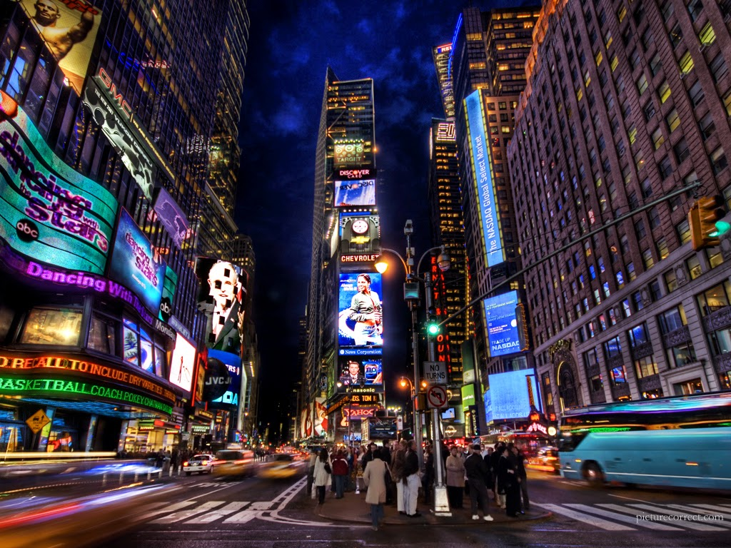 Times square new york tourist destinations for Places to visit near nyc