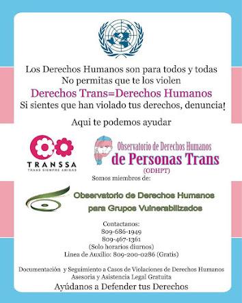 Documentación y Seguimiento a Casos de Violaciones de Derechos Humanos, Asesoria y Asistencia Legal