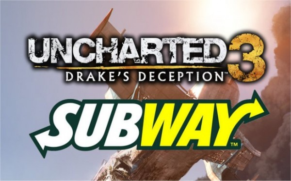 uncharted 3 subway promo codes beta multiplater