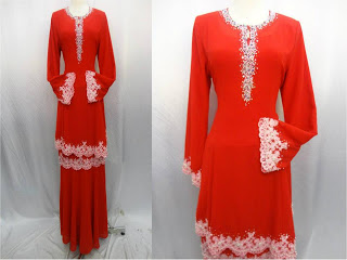 SISTALICIOUS CLOSET: Gorgeous Peplum, Kurung Moden & Dress!!