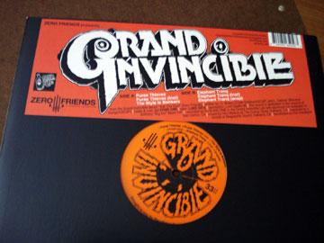 Grand Invincible Purse Thieves