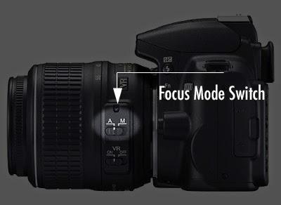 Memahami mode fokus kamera DSLR