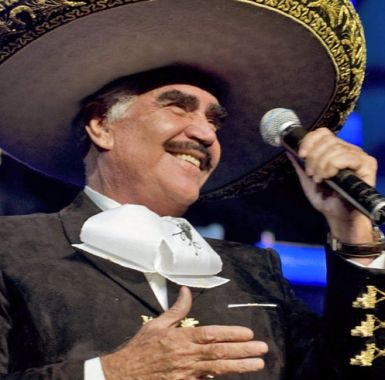 Cantante Meicano Vicente Fern Ndez Qued Con Latin Grammy