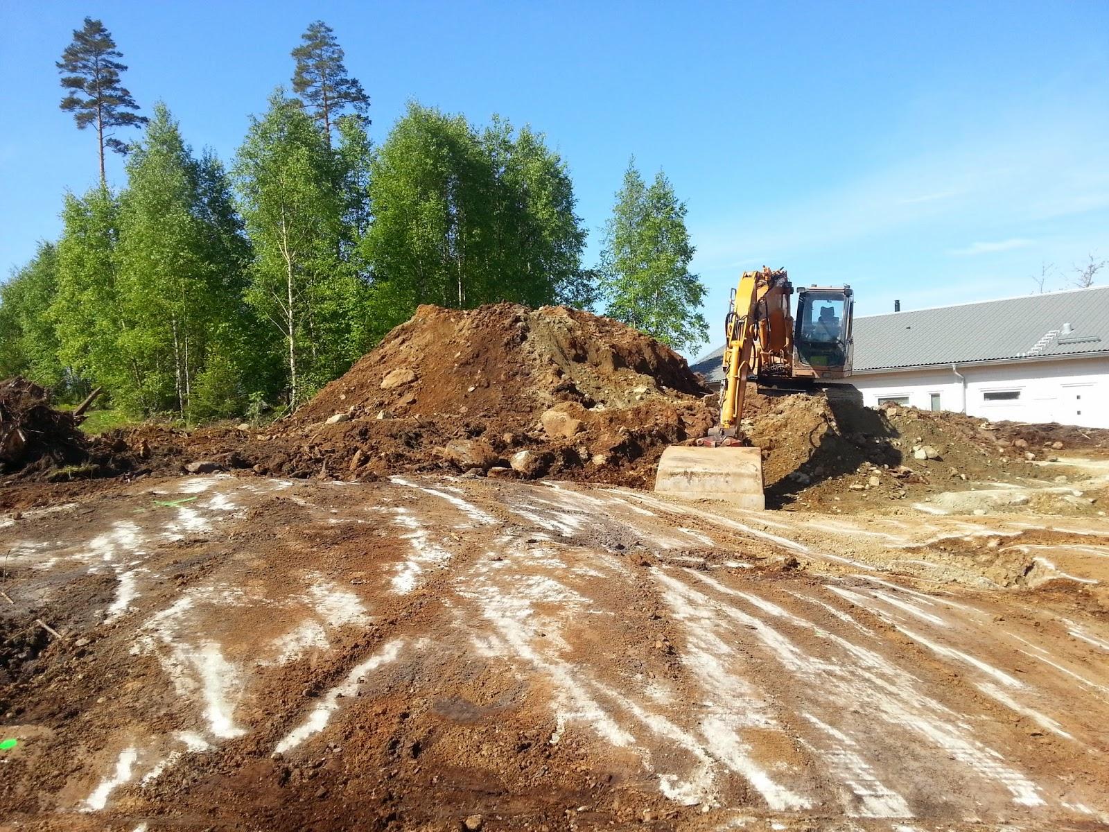 VÃ¥rt hus blir till: maj 2014