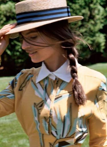 Emily Ratajkowski Vogue Magazine