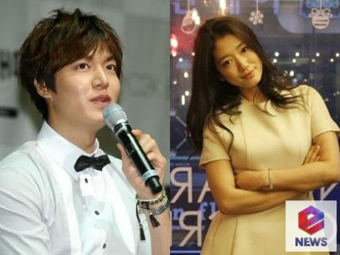Lee min ho and park shin hye secretly dating