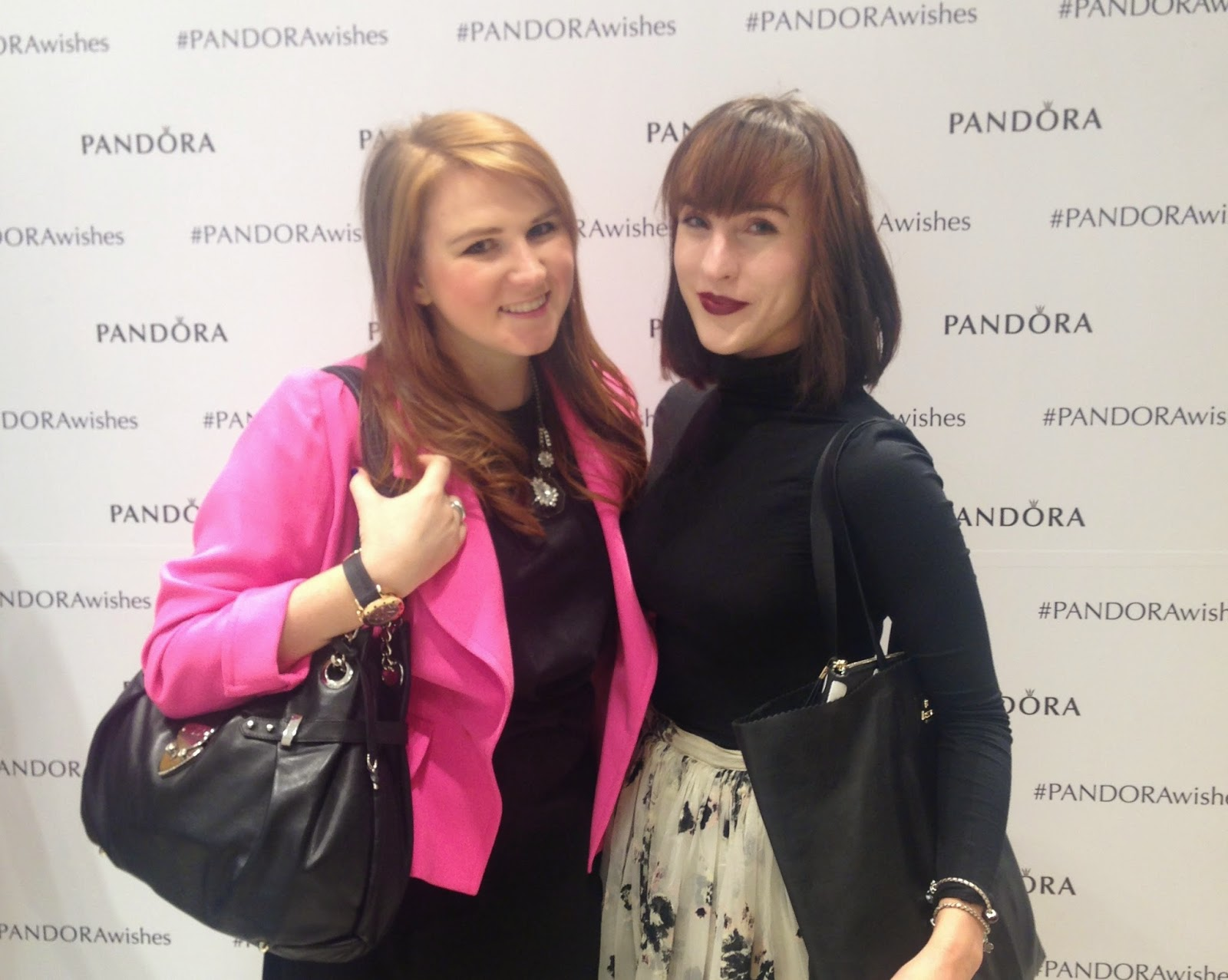 pandora wishes fashion bloggers pretty posh oh my gosh