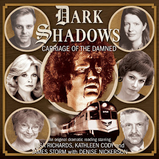 Dark Shadows Carriage of the Damned