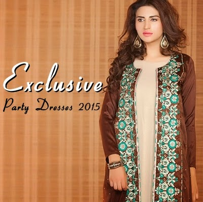 Pakistani Fashion Designer Clothes 2015 Dresses Designer