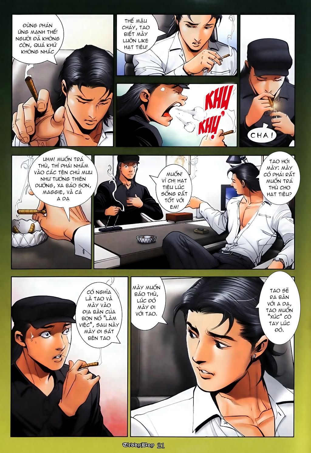 Người Trong Giang Hồ Chap 1022 - Truyen.Chap.VN