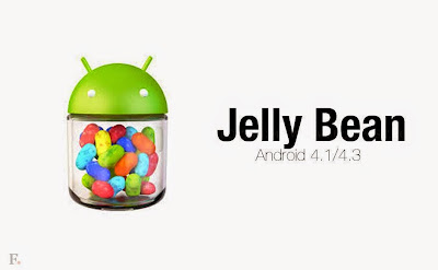 Android 4.1-4.3.1 (Jelly Bean)