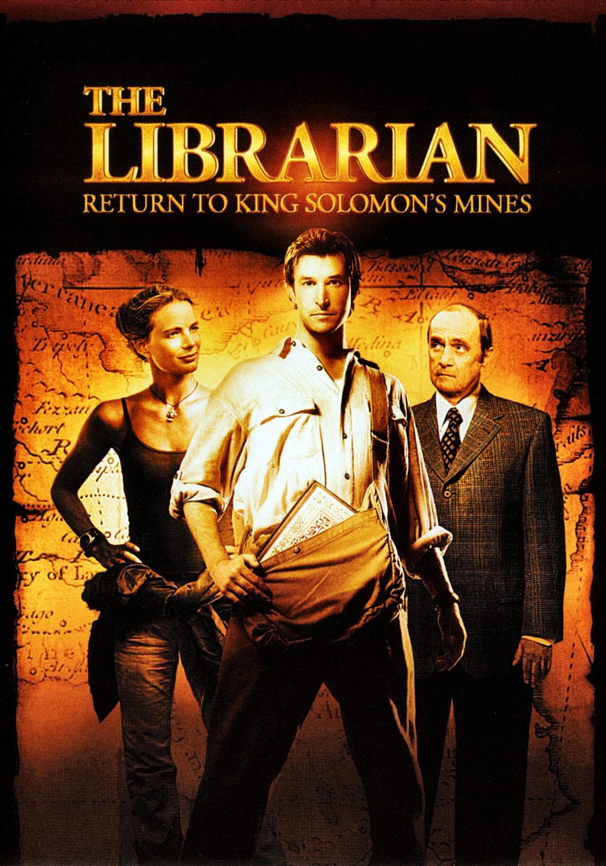 The Librarian 2 Return to King Solomon s Mines (2006) ล่าขุมทรัพย์สุดขอบโลก