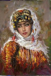 Anadolu kültüründe Gelin başı.