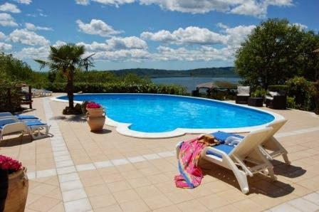 Summer apartment with Vico lake near Rome