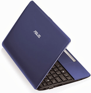 Asus Eee PC 1015CX blue