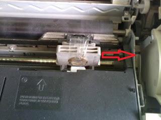 epson lq2180 error