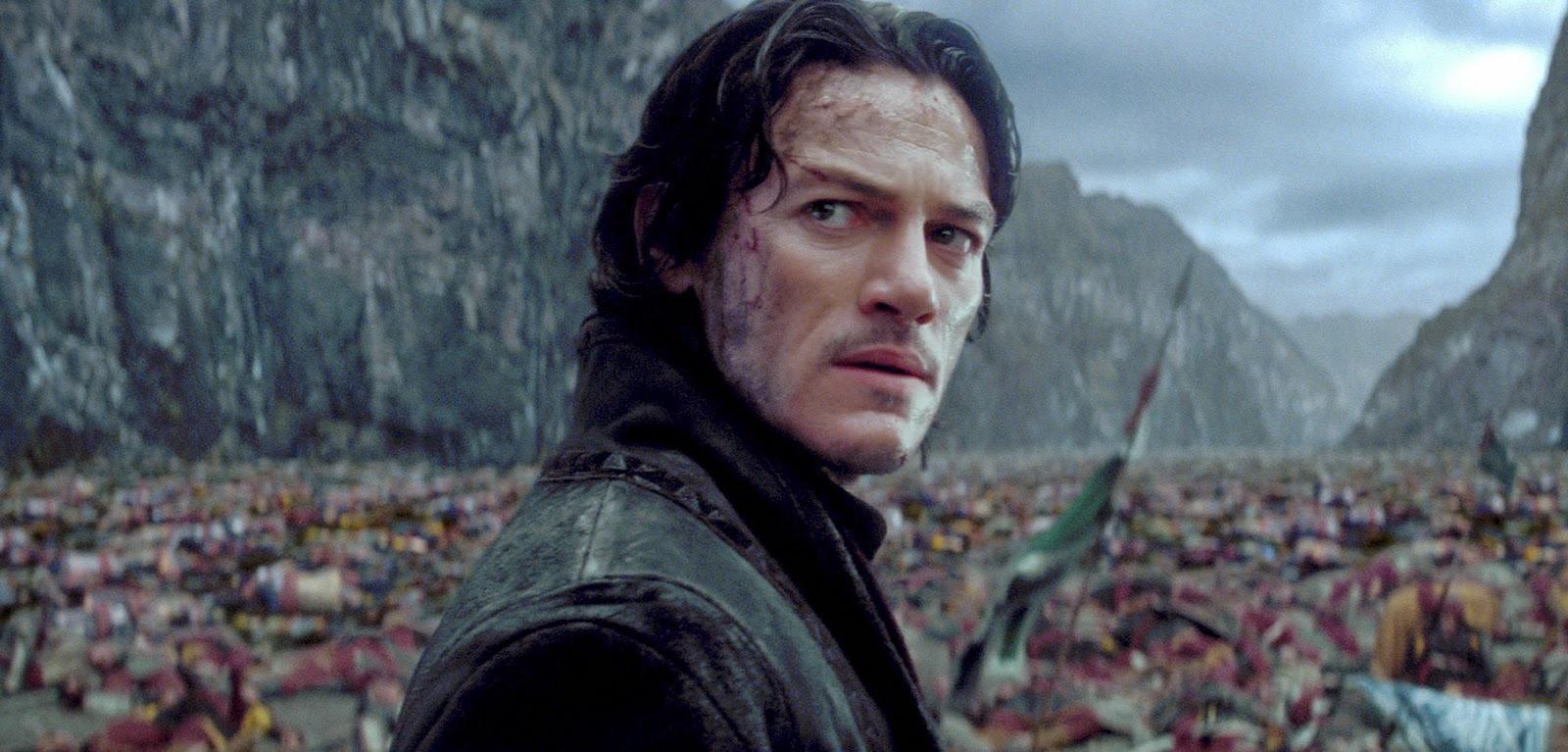 Luke Evans no trailer internacional inédito de Drácula: A História Nunca Contada
