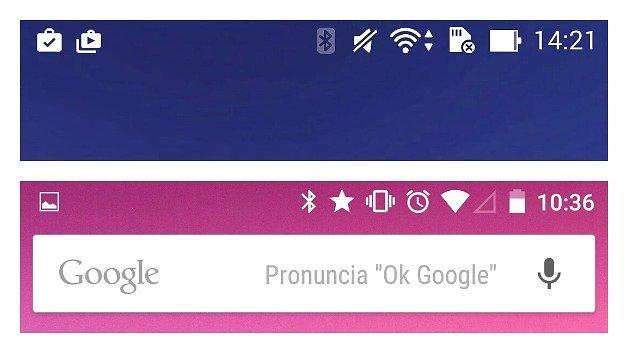 Significato icone Android - cosa significano Icone barra notifiche e di stato
