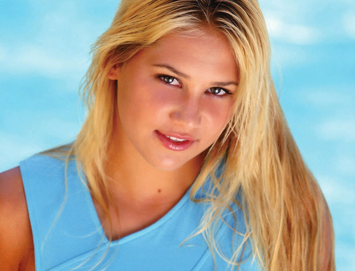 Anna Kournikova Beautiful Wallpapers 2014-15 | World ... Anna Kurnikova