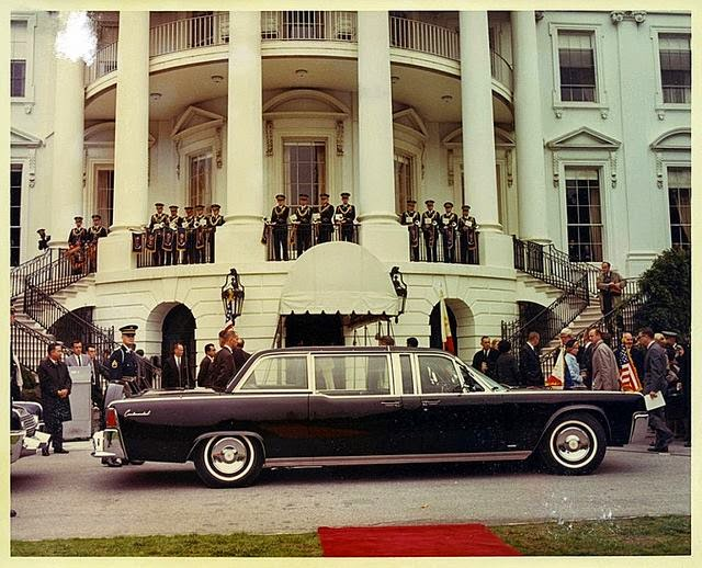 President Johnson Secret Service