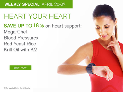 Heart Product Sale