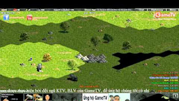 4 vs 4 | GameTV vs SkyRed + Tiểu Bạch Long 30-11-2014