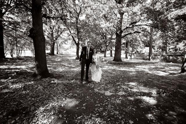 kyneton botanic gardens wedding