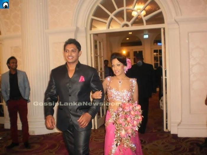 Nehara Menaka Unseen Second Wedding Photos