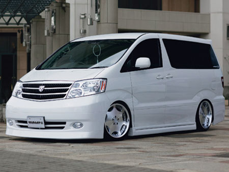 Photo of Alphard Modifikasi