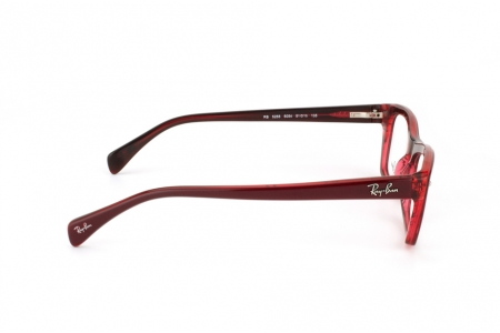 Ray-Ban RB 5255 5054 bordeaux red