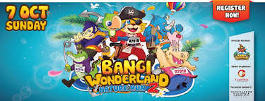 Bangi Wonderland Nature Run 2.0