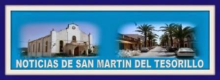 NOTICIAS DE SAN MARTÍN DEL TESORILLO