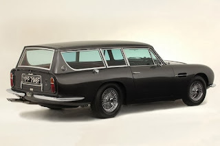 Aston Martin DB6 Vantage Shooting Brake 1967