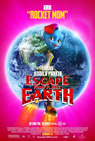 Escape from Planet Earth Sarah Jessica Parker Poster