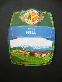 Aktien Hell beer