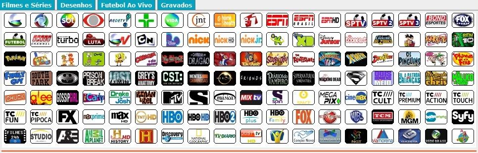 assitir tv on line