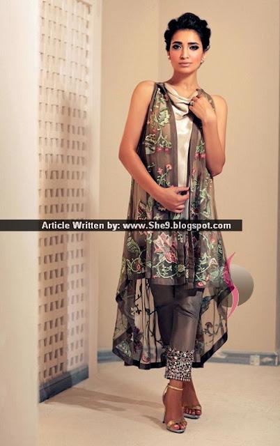 Tena Durrani Festive Eid Dresses